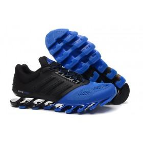Adidas Springblade 2 Drive Black Blue мужские кроссовки