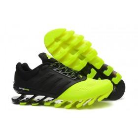 Adidas Springblade 2 Drive Black Green мужские кроссовки