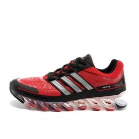Adidas Springblade Red Black мужские кроссовки