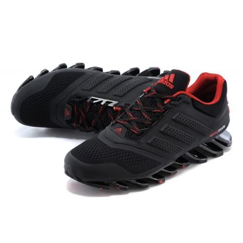 2a6df72c Кроссовки Adidas Springblade 2 Drive Black Red купить мужские ...