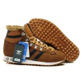 Adidas Jogging Hi S. W. Star Wars Chewbacca Foxy мужские кроссовки