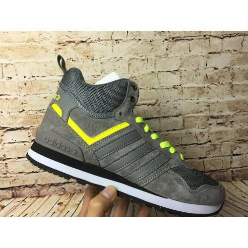 Кроссовки Adidas 10XT WTR Grey мужские
