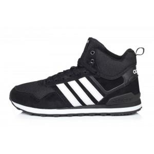 Adidas 10XT WTR Black мужские кроссовки