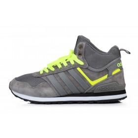 Adidas 10XT WTR Grey мужские кроссовки