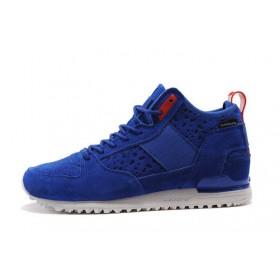 Adidas Military Trail Runner Army Blue мужские кроссовки
