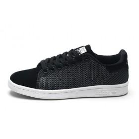 Adidas Stan Smith Original Black мужские кроссовки