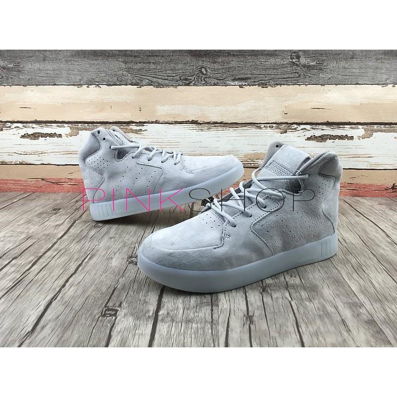 b9bad711 ... Adidas Originals Tubular Invader Strap 2.0 Grey мужские кроссовки ...