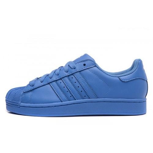 Adidas Superstar Supercolor PW Blue мужские кроссовки