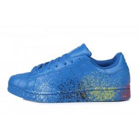 Adidas Superstar Supercolor PW Blue Art мужские кроссовки