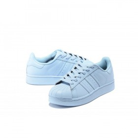 Adidas Superstar Supercolor PW Clear Sky мужские кроссовки