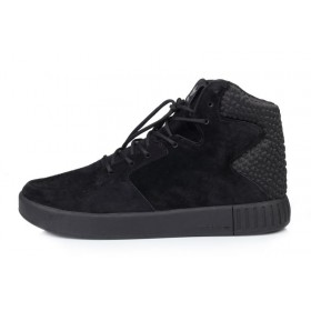Adidas Originals Tubular Invader Strap 2.0 Black мужские кроссовки
