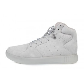 Adidas Originals Tubular Invader Strap 2.0 Grey мужские кроссовки