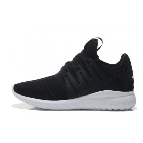 Adidas Tubular Runner Radial Black мужские кроссовки