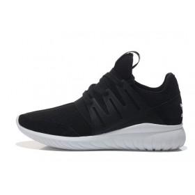 Adidas Tubular Runner Radial Black мужские кроссовки