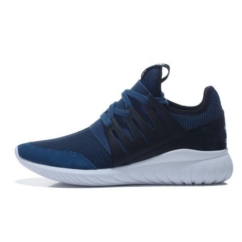 Adidas Tubular Runner Radial Blue мужские кроссовки