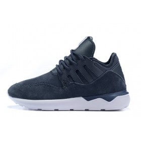 Adidas Tubular Moc Runner Suede Grey мужские кроссовки