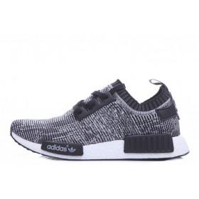Adidas NMD R1 Mesh Grey мужские кроссовки