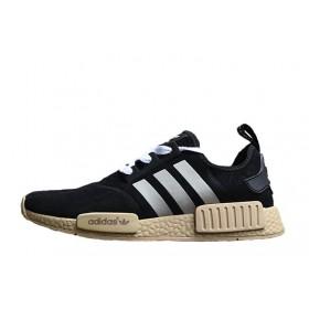 Adidas NMD Runner Suede Black мужские кроссовки