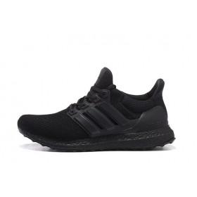 Adidas Ultra Boost All Black мужские кроссовки