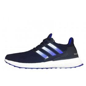 Adidas Ultra Boost Blue White мужские кроссовки