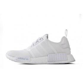 Adidas NMD R1 Mesh White мужские кроссовки