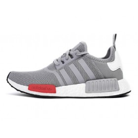 Adidas Originals NMD Runner Grey мужские кроссовки