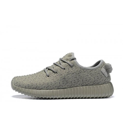 Adidas Yeezy Boost 350 Moon Grey мужские кроссовки