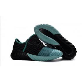 Adidas Yeezy Boost 550 Black Mint мужские кроссовки