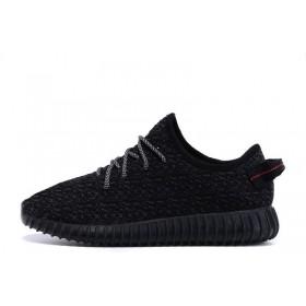Adidas Yeezy Boost 350 Black Panter мужские кроссовки