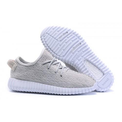 Adidas Yeezy Boost 350 Dirty White мужские кроссовки