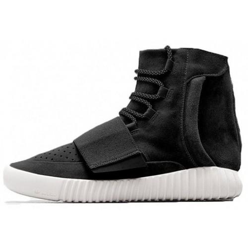 Adidas Yeezy Boost 750 Black мужские кроссовки