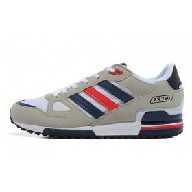 Adidas ZX750 Grey мужские кроссовки