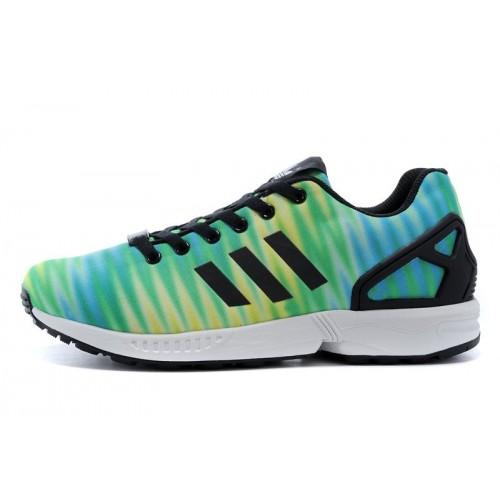 Adidas Originals ZX 8000 Flux Green мужские кроссовки