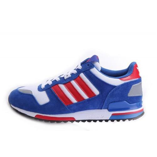 Adidas ZX700 Blue Red мужские кроссовки