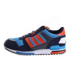 Adidas ZX700 Orange Blue мужские кроссовки