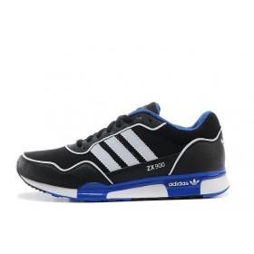 Adidas ZX900 Blue Black мужские кроссовки