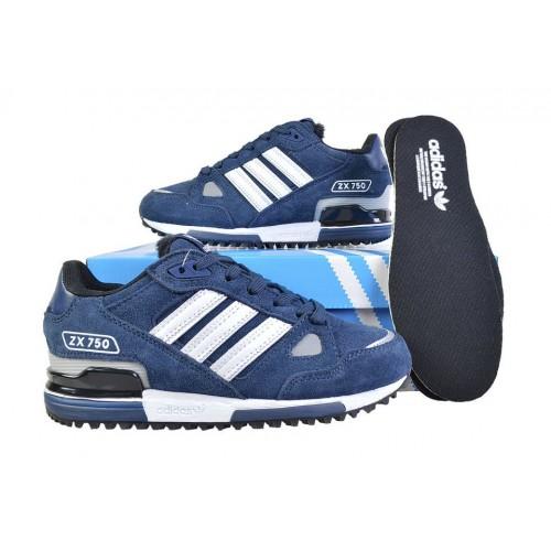 675c3301 Adidas ZX750 Winter Blue купить мужские кроссвоки Адидас в Киеве ...