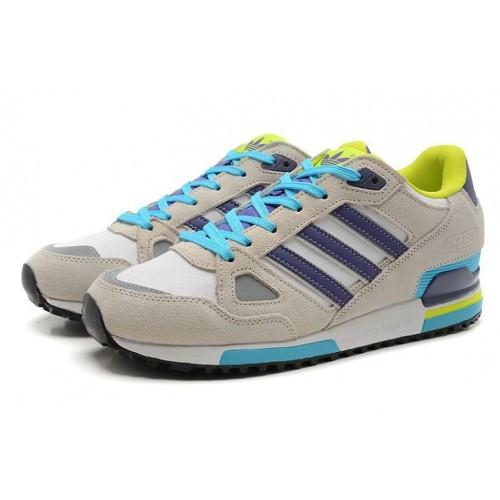 Adidas ZX750 Gray Purple мужские кроссовки