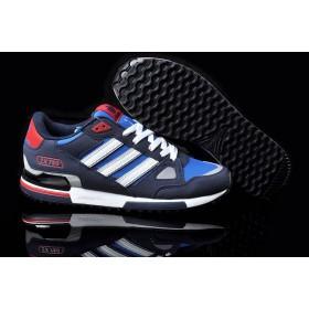 Adidas ZX750 Blue Sky Red мужские кроссовки