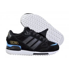 Adidas ZX750 Winter Black мужские кроссовки