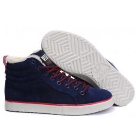 Adidas Ransom Fur Blue мужские кроссовки