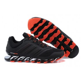 Adidas Springblade 2 Drive Black Orange женские кроссовки