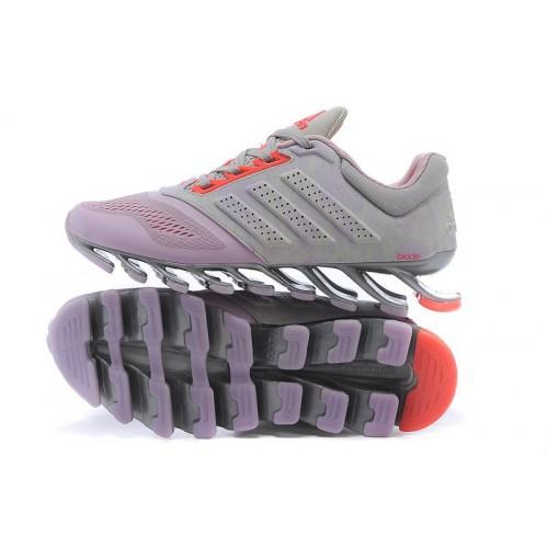 624f9dcb Adidas Springblade 2 Drive Grey Pink купить женские кроссовки Адидас ...