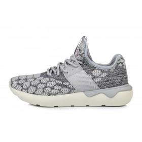 Adidas Tubular Runner Stone Grey женские кроссовки