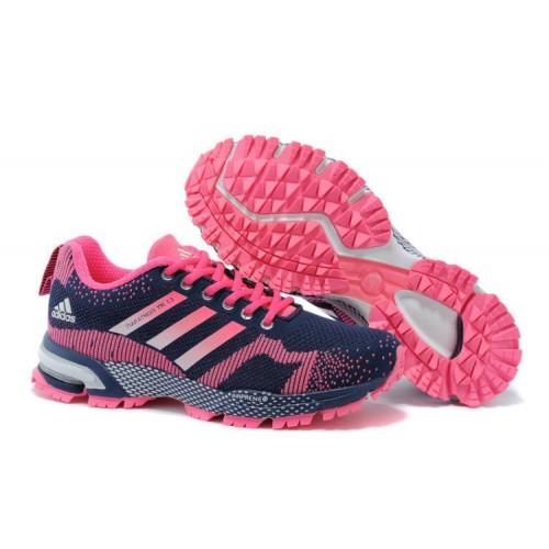 Кроссовки Adidas Marathon TR 13 Navy Pink женские