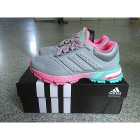 Adidas Marathon TR 15 Grey Pink женские кроссовки