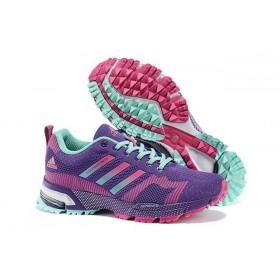 Adidas Marathon TR 13 Purple Pink женские кроссовки