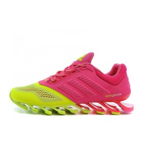 Adidas Springblade 2 Drive Ultra Pink/Yellow женские кроссовки