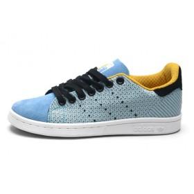 Adidas Stan Smith Original Blue женские кроссовки