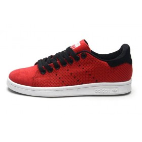 Adidas Stan Smith Original Red женские кроссовки